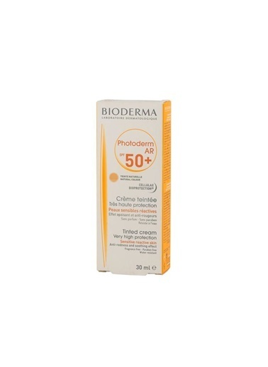 PHOTODERM AR SPF 50 + TINTED CREAM 30 ML-Bioderma